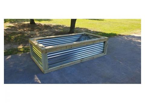 Raised Garden Bed (4 ft x 8 ft)