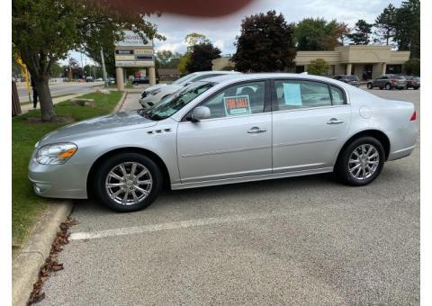 2010 Platinum Buick Lucerne CXL Loaded! Pristine condition