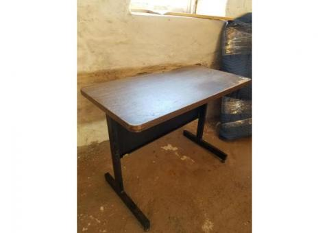 Desk, typing  table.
